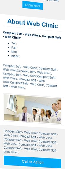 web clinic mobile applications and internet